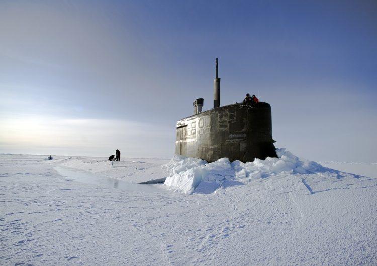 Les enjeux militaires russes en Arctique depuis les années 1960