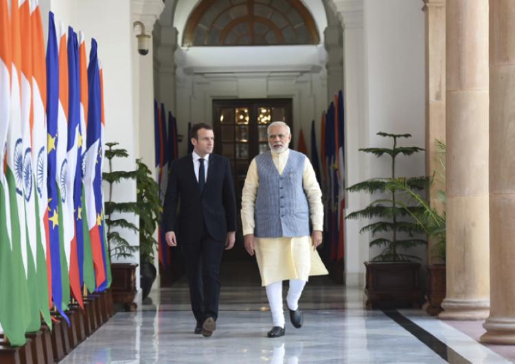 Visite d'Etat en Inde : l'allié indien et la stratégie française dans la zone indopacifique