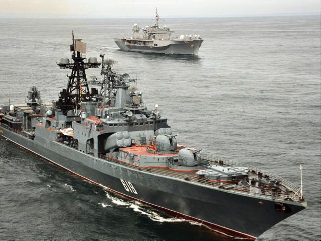 lancement missile depuis sous marin russe