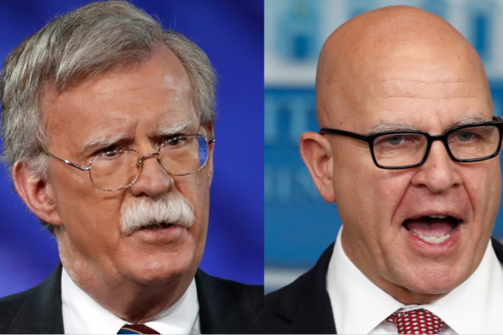 Départ imminent du NSA McMaster, remplacé par John Bolton
