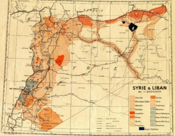 Syrie : Guerre à Fragmentations