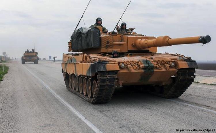L'Allemagne fournit à nouveau du matériel militaire à la Turquie