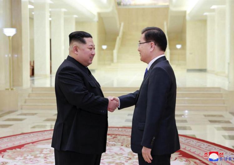 Le sommet des deux Corées