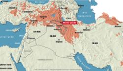 Intensification des opérations turques contre les positions du PKK