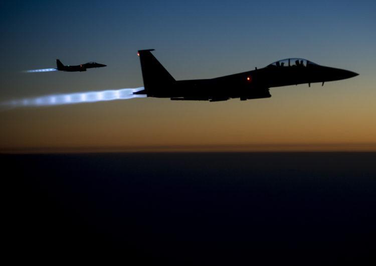 Syrie – URGENT – Développement concernant les probables frappes sur le régime