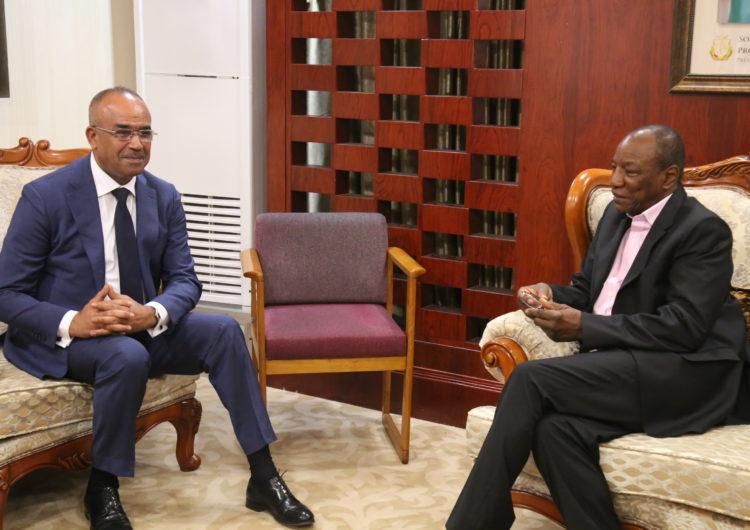 L'Algérie et la Guinée-Conakry rétablissent leur coopération sécuritaire