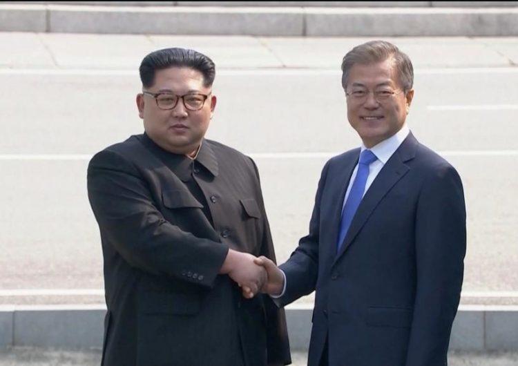 URGENT : rencontre historique entre les dirigeants des deux Corées