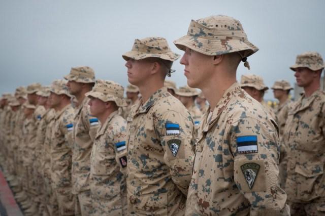 L'Estonie participera à l'opération Barkhane