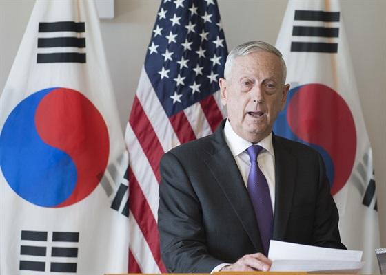 James Mattis : la Corée du Nord n'aurait pas débuté sa dénucléarisation