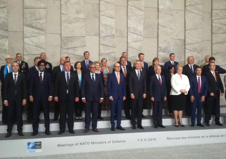 Réunion ministérielle de l'OTAN à Bruxelles les 7 et 8 juin