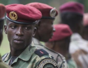 Absence remarquée de l'Occident lors de la remise des diplômes aux forces armées centrafricaines