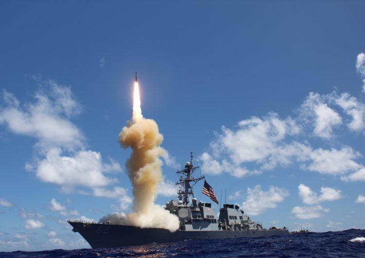 Fin des missions de défense anti-missile pour la Navy ?