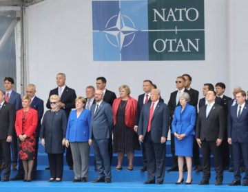 26ème sommet de l'OTAN à Bruxelles les 11 et 12 juillet 2018