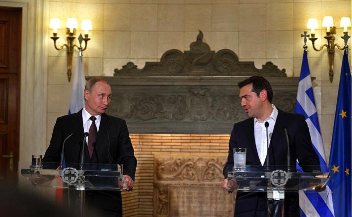 L'adhésion de la Macédoine à l'OTAN au centre d'un conflit gréco-russe