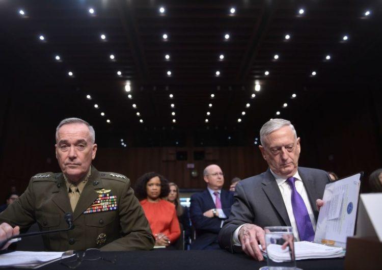 Accord de la Chambre et du Sénat sur une proposition de budget de la Défense
