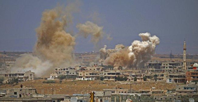 Syrie/Israël – Une batterie de défense aérienne Patriot israélienne a manqué d'abattre un drone venu de Syrie