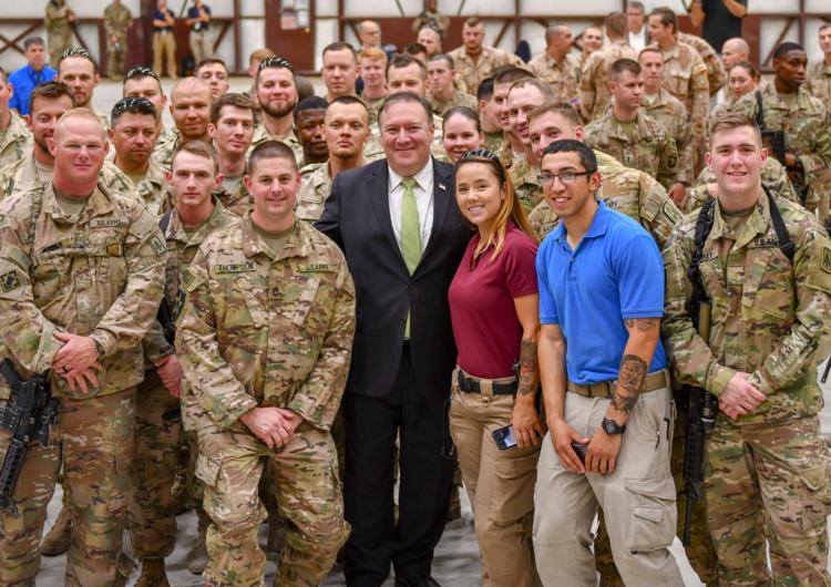 Point de situation sur l'engagement américain en Afghanistan