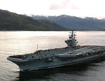 Exercices nippo-américains en Mer de Chine