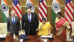 Inde : signature d'un accord de défense avec les Etats-Unis mais pas de décision sur l'acquisition prévue du S-400