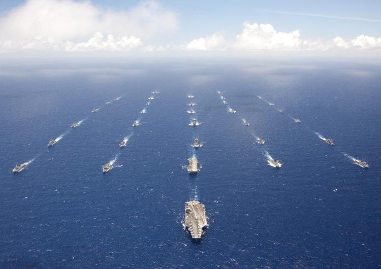 US Navy : la flotte logistique en fort déclin