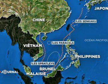 La Navy propose une démonstration de force majeure en mer de Chine