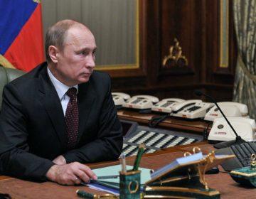 """Vladimir Poutine – """"La notion de frappe préventive est absente de notre doctrine nucléaire"""""""