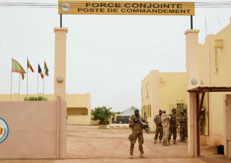 G5 Sahel : la force conjointe encore loin d'être opérationnelle