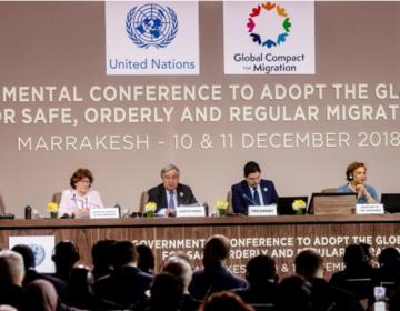 Maroc : le Pacte sur les migrations approuvé par 160 Etats réunis à Marrakech