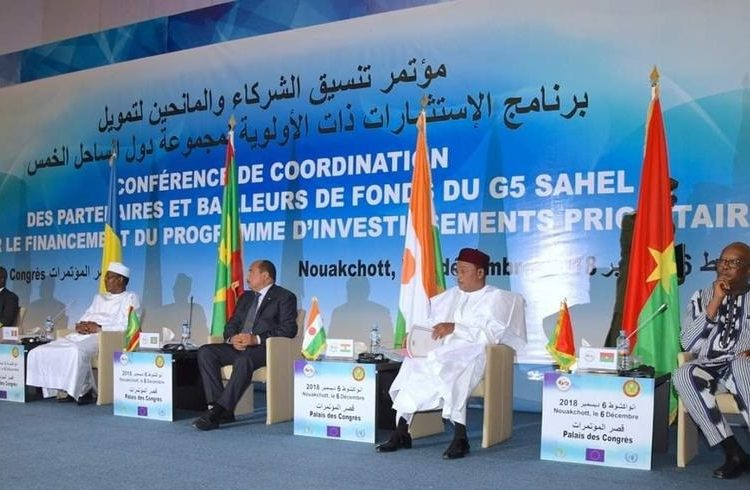 Sahel : la France et l'UE annoncent 1,3 milliards d'euros au titre de l'aide au développement