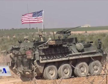Syrie – Annonce et conséquences du retrait des forces américaines