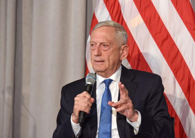 Les conséquences de la démission du Secrétaire à la Défense James Mattis