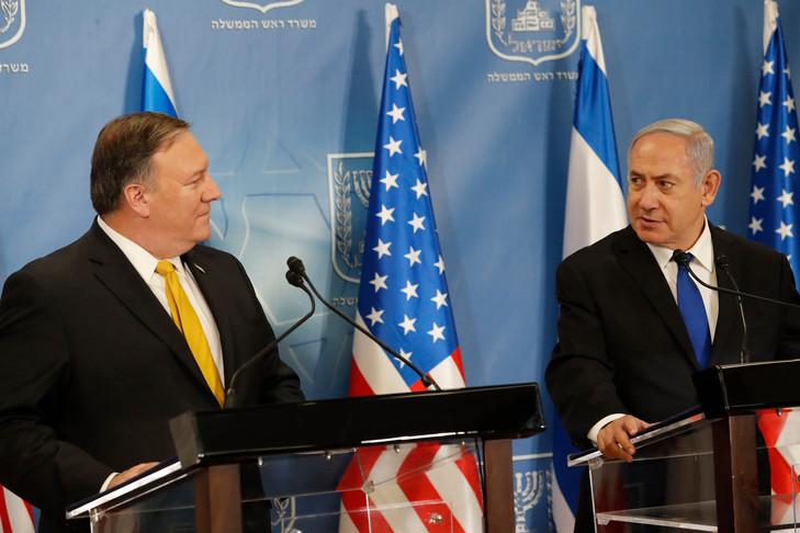 Etats-Unis/Israël : point de situation