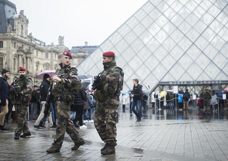 France – « Mobilisation renforcée » du dispositif Sentinelle lors des manifestations des gilets jaunes
