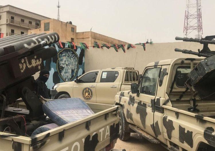 Libye : de violents combats se poursuivent autour de Tripoli