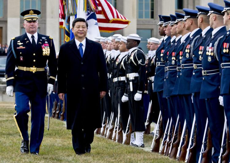 Rapport annuel du Pentagone au Congrès sur la puissance militaire chinoise