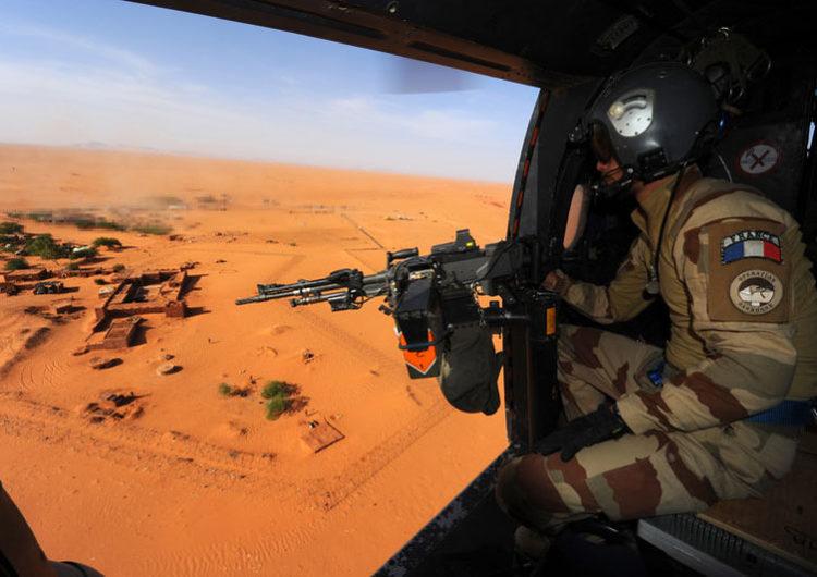 Florence Parly annonce le lancement de la task force Takuba au Sahel