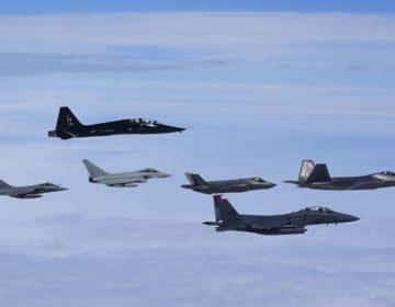 France – 53e salon international de l'aéronautique et de l'espace au Bourget : Le futur avion de chasse européen