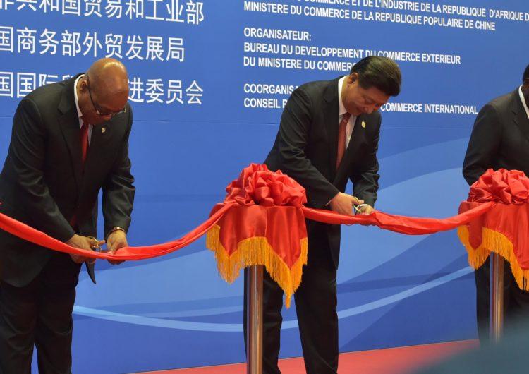 Nouvelle route de la soie et implication militaire chinoise en Afrique