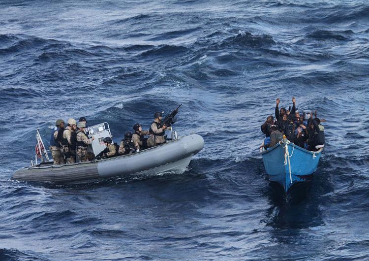 Le golfe de Guinée, principale zone de la piraterie mondiale