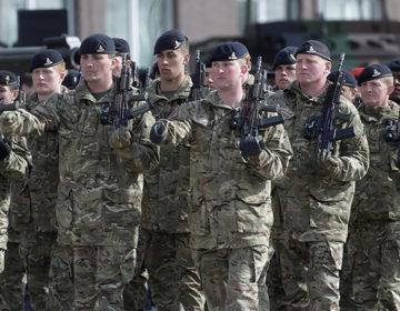 L'impact de la pandémie sur les opérations extérieures menées par la France et le Royaume-Uni