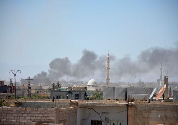 En Syrie, une montée des tensions dans la province de Deraa