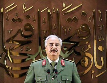 En Libye, les déboires du maréchal Haftar