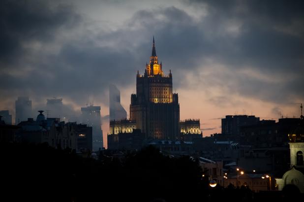 D'après Moscou, 5 ressortissants russes auraient été tués dans des frappes américaines.