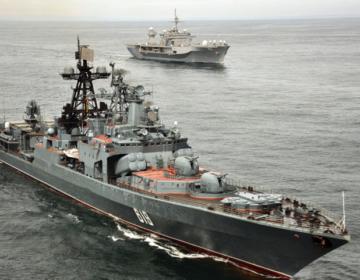 Les orientations actuelles de la marine russe
