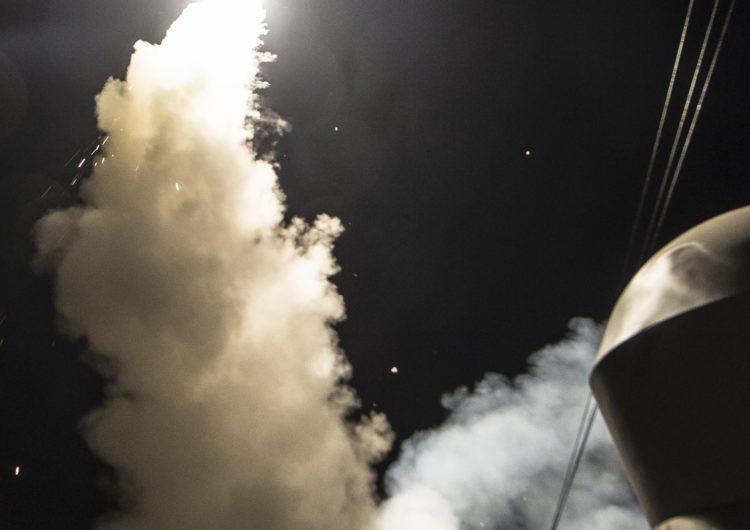 Dernières informations sur les frappes coordonnées en Syrie