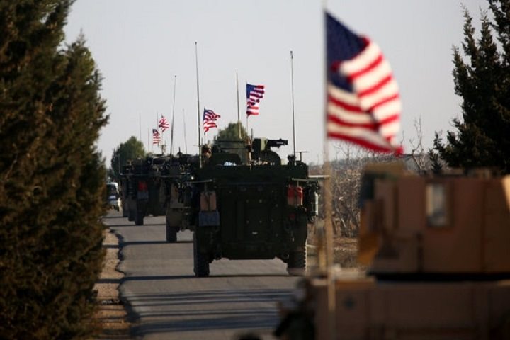 Syrie : le président Trump ordonne la préparation d'un retrait des forces américaines
