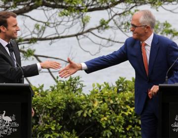 Visite d'Etat en Australie : faire perdurer un partenariat stratégique dans le Pacifique
