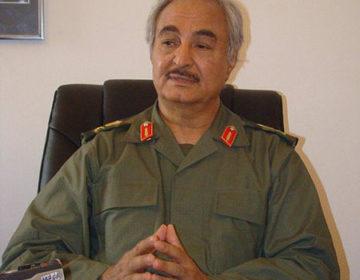 Libye: Portrait du maréchal Haftar