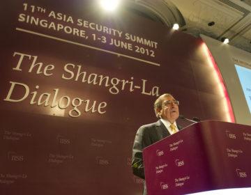 L'Indo-Pacifique au cœur du dialogue Shangri-La 2018