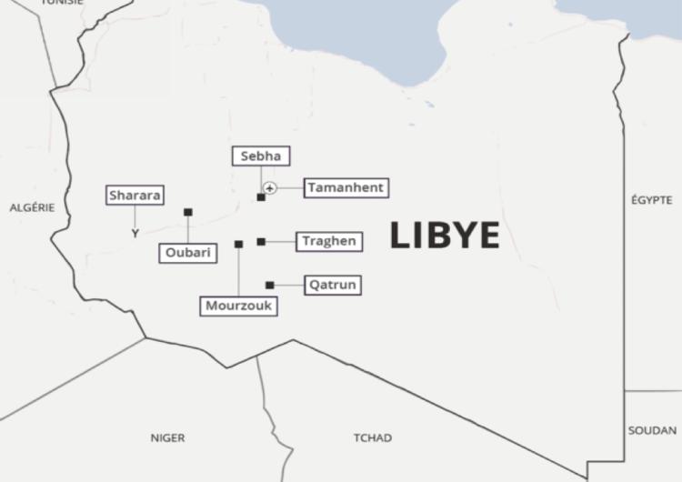 Une des bases militaires de Haftar en Libye attaquée par des extrémistes islamistes